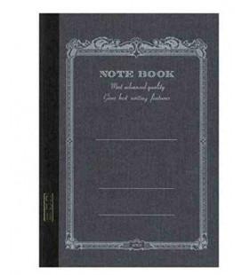 Apica CD11-BK Notebook (Tamaño A5, color negro)